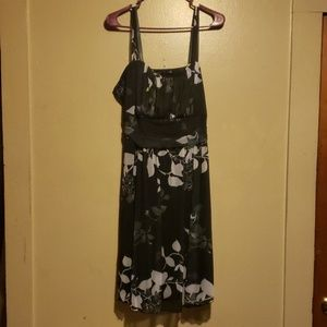 Maurices XXL 100% polyester dress